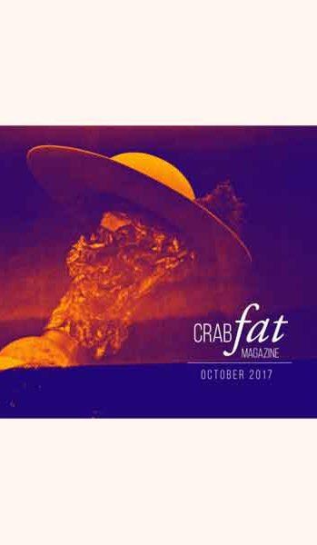 Cover of Crab Fat October 2017