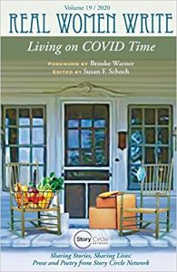 Real Women Write: Living on COVID Time Cover